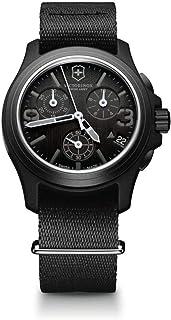 Victorinox Swiss Amy for Men Chronograph 241534 Fabric Watch