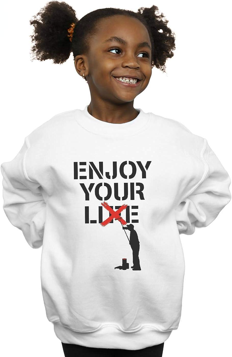 Drewbacca Girls Enjoy Your Lie Sweatshirt