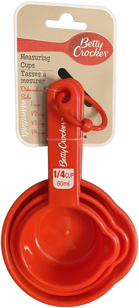 Measuring Cups - 4 Sale item pc Houston Mall Betty Crocker