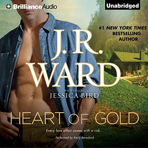 Heart of Gold audiobook cover art