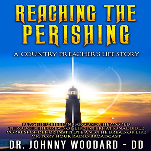 Reaching the Perishing audiobook cover art