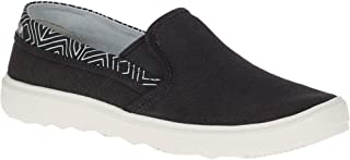 Merrell Women's Around Town City Moc Canvas Sneaker