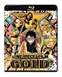 ONE PIECE FILM GOLD Blu-ray スタンダ...[Blu-ray/ブルーレイ]