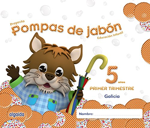 Pompas de jabón 5 años. 1º Trimestre. Proyecto Educación Infantil 2º ciclo...
