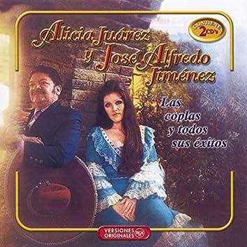 Alicia Y Jose Alfredo -  Las Coplas Y Todos Sus Exitos