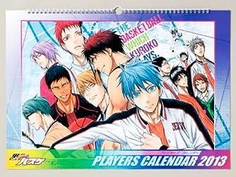 『黒子のバスケ』コミックカレンダー2013 壁掛け型 (ジャンプコミックス)