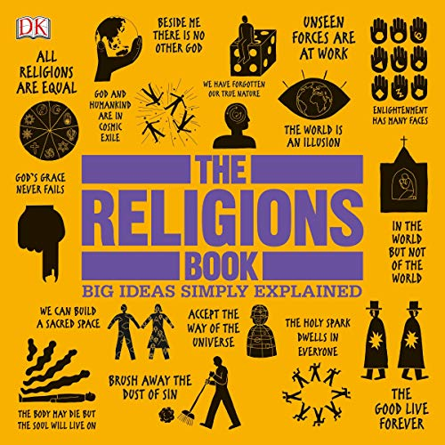 The Religions Book audiobook cover art
