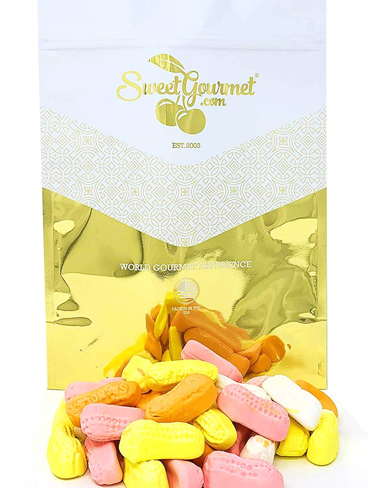 SweetGourmet Colored Circus Clearance SALE Limited time Peanuts Candy Retro Gifts Marshmallow