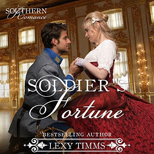 Soldier's Fortune audiobook cover art