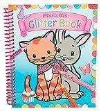 Depesche 8982 Princess Mimi Malbuch, Glitter Book
