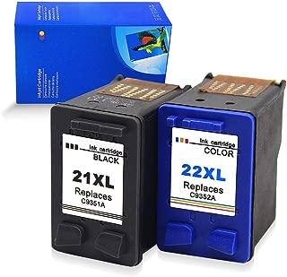 Best hp 21xl black ink Reviews
