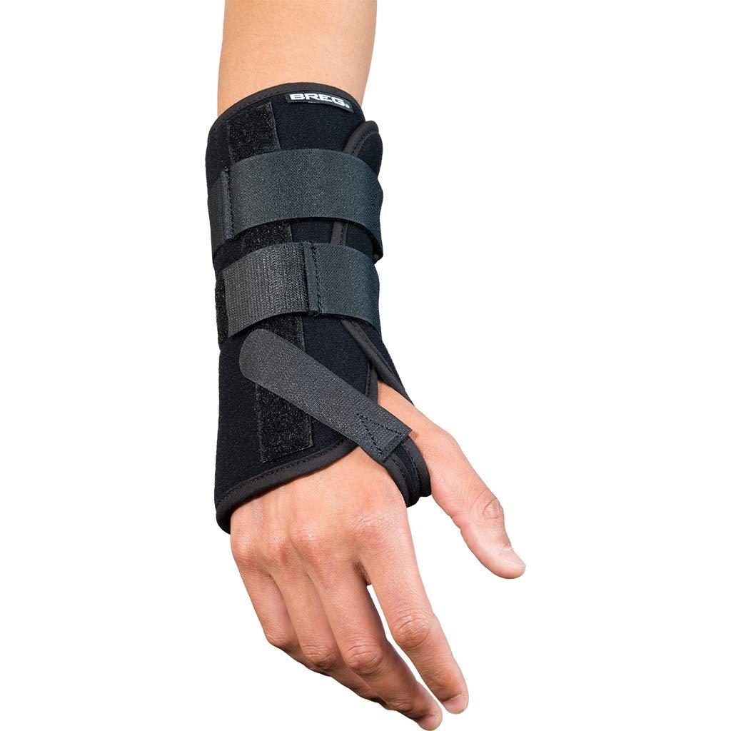 Breg Safety and trust Universal cheap Wrist Splint Length Right 10.5
