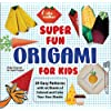 Super Fun Food Origami for Kids: 20 Easy Patterns with 44 Sheets of Colored and Color Your Own Paper