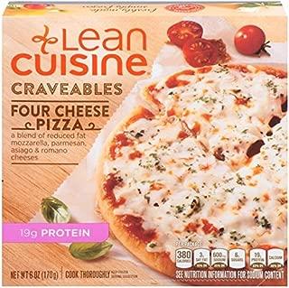 Lean Cuisine, Craveables Four Cheese Pizza, 6 Oz. (8 Count)