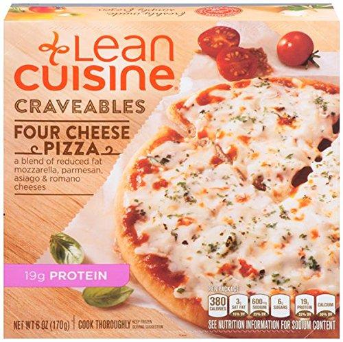 Lean Cuisine Casual Cuisine Traditional Four Cheese Frozen Pizza - 6oz