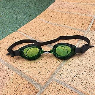 EYELINE EYXDG Deluxe Goggles Green