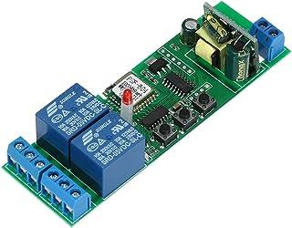 SONOFF Intelligente Interruttore WiFI, 2CH AC85-250V Wireles