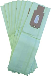 Best DVC Green Double Wall Type CC Compatible With Oreck XL Upright Vacuum Cleaner Bags (Pack of 8) Review