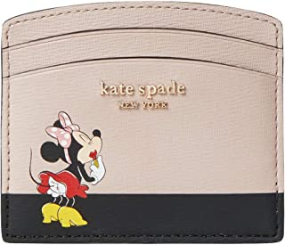 Kate Spade New York X Minnie Mouse Card Case Holder