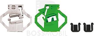 Original Bossmobil IBIZA CORDOBA (Vario), INCA,Fensterheber Reparatursatz, Vorne Rechts Gleit clip