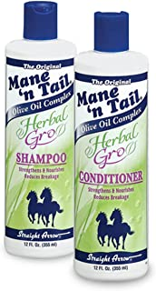 Mane 'n Tail - The Combo Herbal-Gro Shampoo & Conditioner