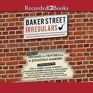 The Baker Street Irregulars cover art