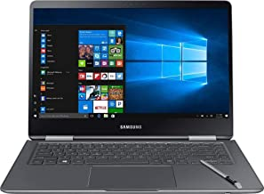 "Samsung Notebook 9 Pro 15"" Pen 1TB SSD 16GB RAM EXTREME (FAST 8th gen Intel Core i7 Processor with TURBO BOOST to 4.00GHz, 16 GB RAM, 1 TB SSD, 15"" TOUCHSCREEN, Win 10) PC Laptop Computer NP940X5N"