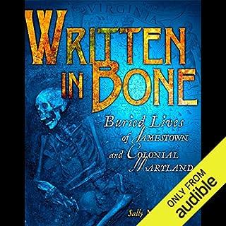 Written in Bone audiobook cover art
