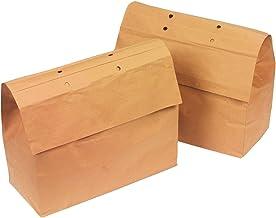 GBC Shredder Bags, 30 Gallon, Recylable Paper, For Large Office Shredders, 50/Box (1765021)