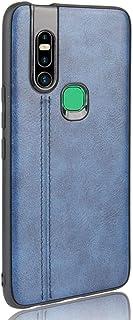 جراب Infinix S5 Pro للهاتف المحمول درع قوي 360 درجة يحمي هاتفك من الجلد الناعم جراب لهاتف Infinix S5 Pro