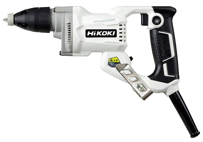 死んでいるタブレット不屈HiKOKI(ハイコーキ) 旧日立工機  ボード用ドライバ AC100V ブラシレスモーター 多板クラッチ搭載 ドライウォールねじ5mm ホワイト W5SE(W)
