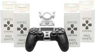 AO Smoke Control Pro WHITE Shisha PS4 Halter Mundstück Schlauchhalter Controller