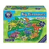 Orchard Toys- Puzzle Big Dinosaurs 50 pzas, Multicolor (XOT-256)