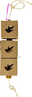 Paradise 3.5 by 26-Inch Triple Foraging Box Pet Toy, Large