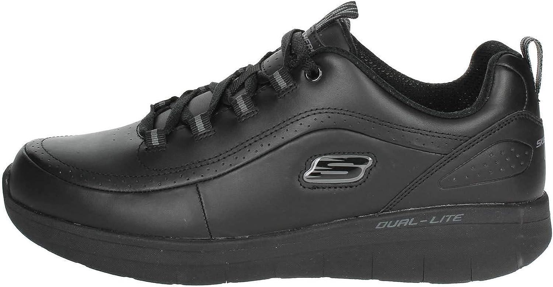 Skechers 52653 BBK Sneaker Man