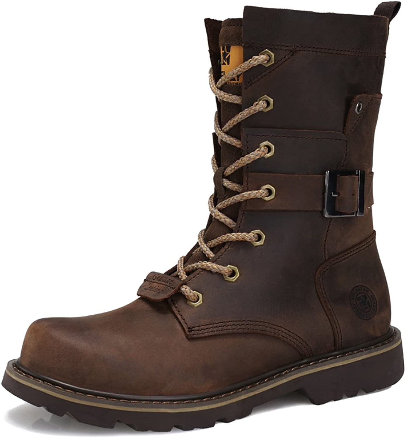 Winter Leather Boots Men's Boots Martin