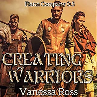 Creating Warriors: Fiann Company audiobook cover art
