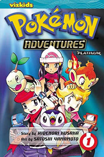 POKEMON ADV PLATINUM GN VOL 01 (C: 1-0-1)