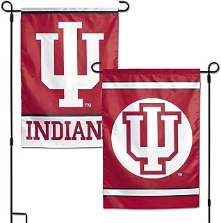 WinCraft NCAA Indiana University WCR16460031 Garden Flag, 11
