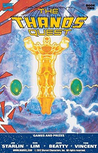 Thanos Quest #2 (English Edition)
