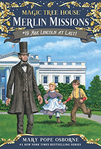 Abe Lincoln at Last! (Magic Tree House (R) Merlin Mission)の詳細を見る