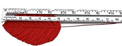 Wtuxchib Flores Artificiales 40pcs Mini Nylon Seda Forma de Hoja Flores Artificiales Deja (Color : L06)