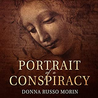 Portrait of a Conspiracy audiobook cover art