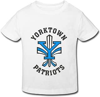 Vansty Yorktown Patriots O-Neck Shirt for Toddlers
