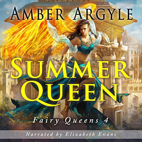 Summer Queen audiobook cover art