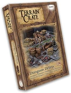 Dungeon Debris - Terrain Crate - MANTIC Games