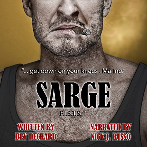Sarge audiobook cover art