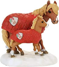 Department 56 Accessories for Villages Mistletoe Farm Ponies Figurine
