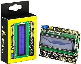 KEYESTUDIO 1602 LCD Keypad Shield for Arduino