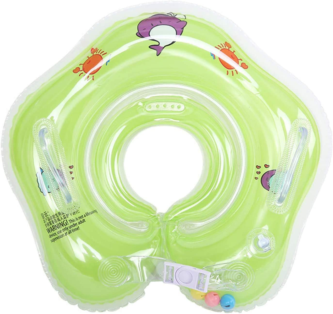 Kids Swimming Ring, Kids Inflatable Ring for Bath Swimming